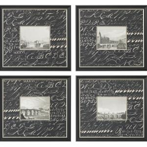 Sterling Bridges Wall Panel - Set of 4