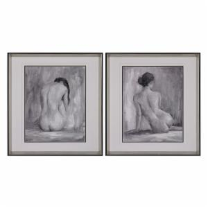 Sterling Figure I and II Wall Art - Set of 2
