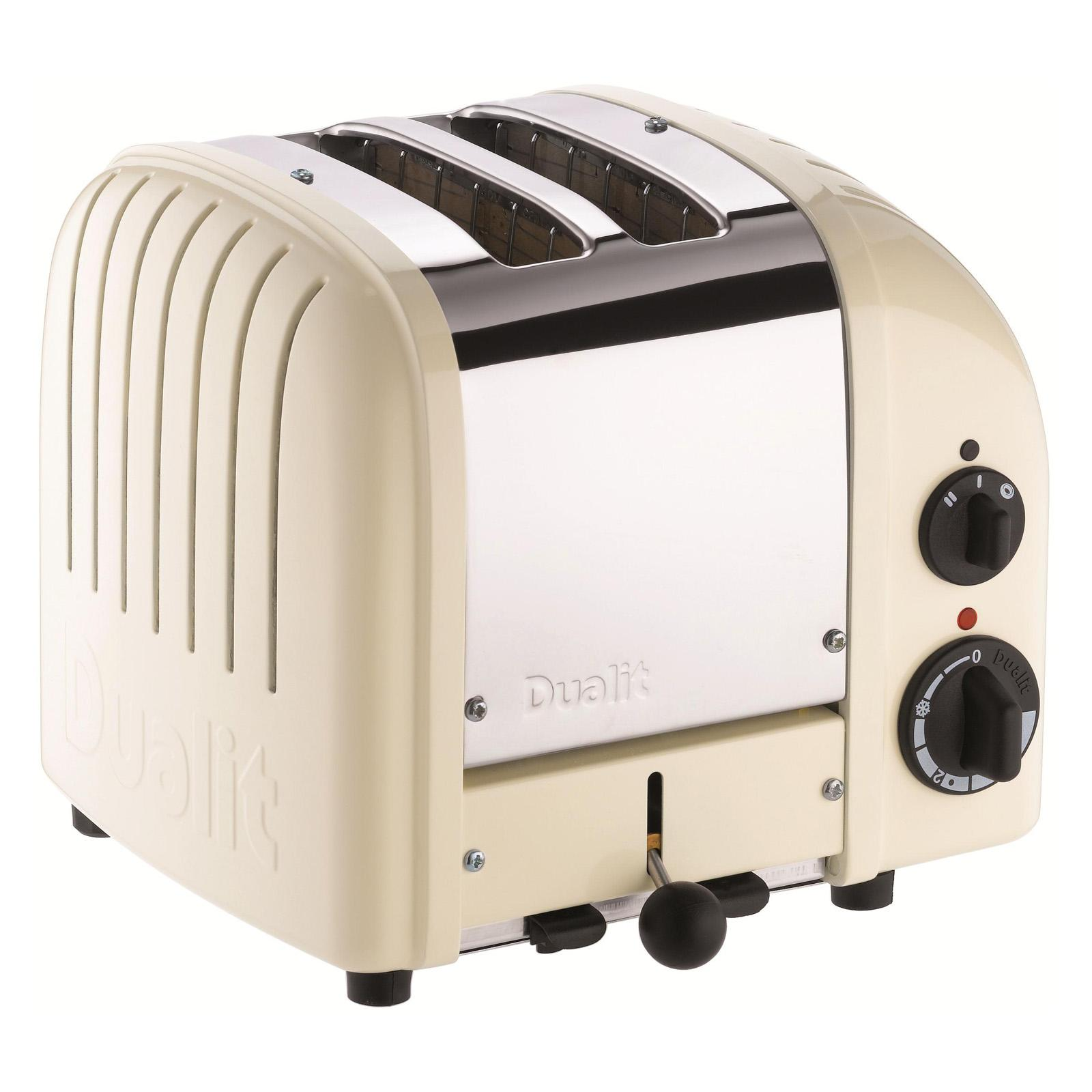 Dualit 27165 New Generation 2 Slice Classic Toaster - Can...