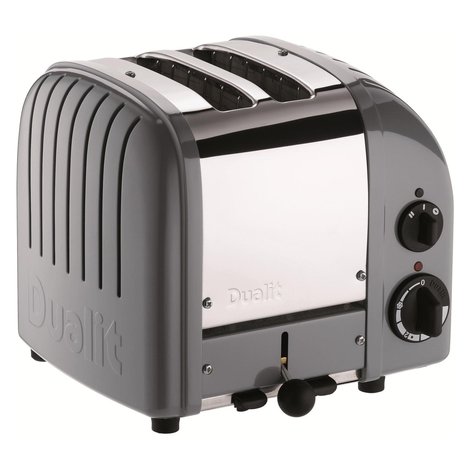 Dualit 27166 New Generation 2 Slice Classic Toaster - Cob...