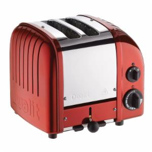 Dualit 27171 2 Slice Vario Classic Toaster-Red
