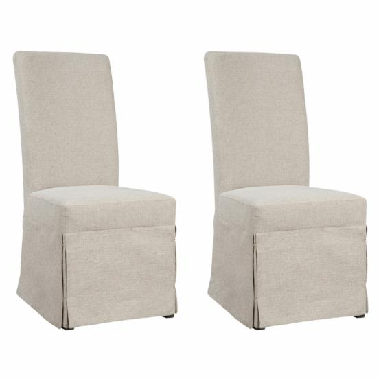 Emerald Home Paladin Parsons Chair - Set of 2
