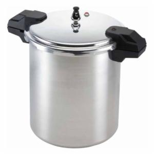 Mirro 92122 Aluminum 22 qt. Pressure Cooker and Canner