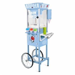 Nostalgia Electrics SCC-200 Vintage Collection Old Fashioned Snow Cone Cart