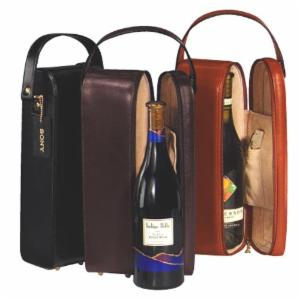 Single Wine Case with Optional Monogramming
