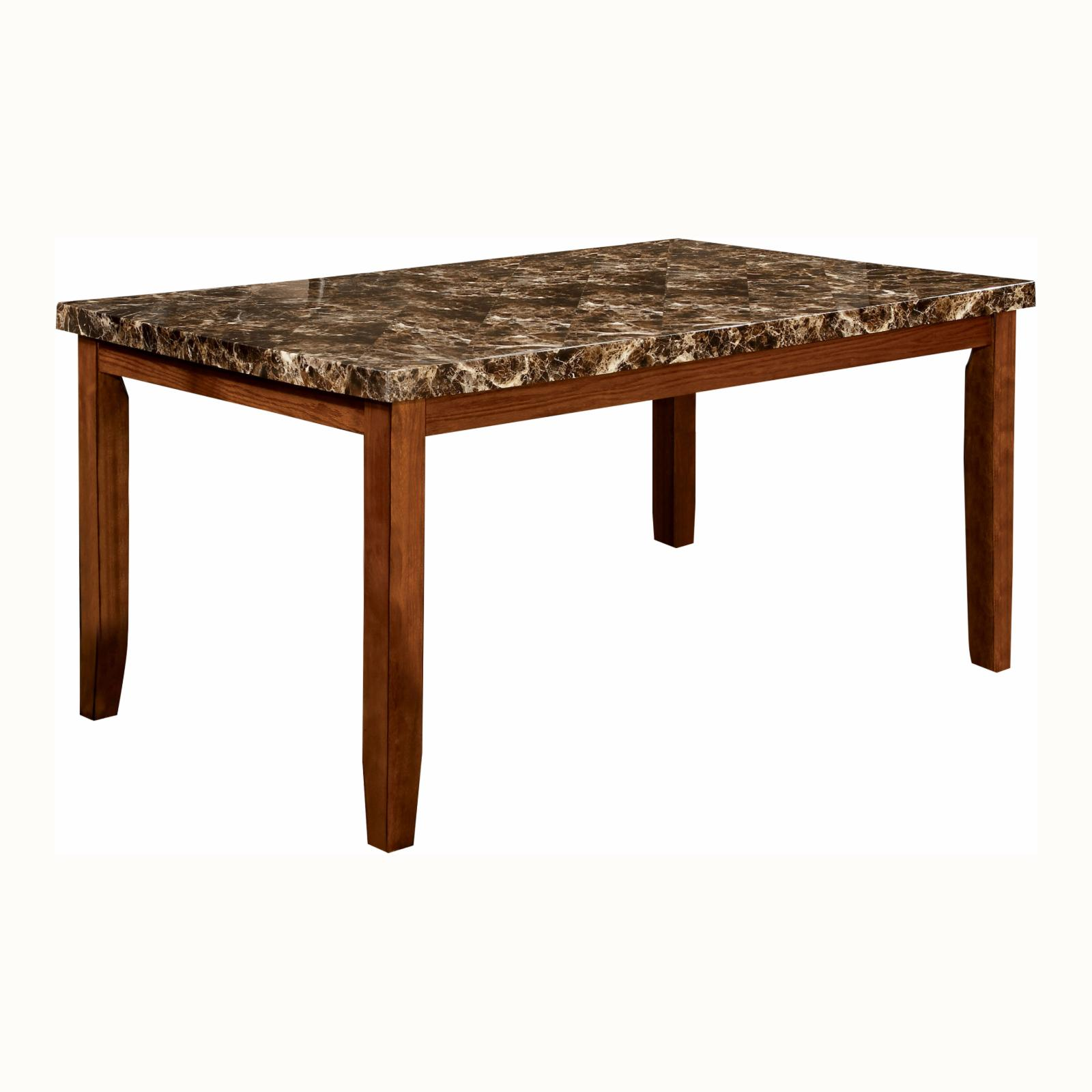 Furniture of America Wilmont Dining Table - IDF-3328T