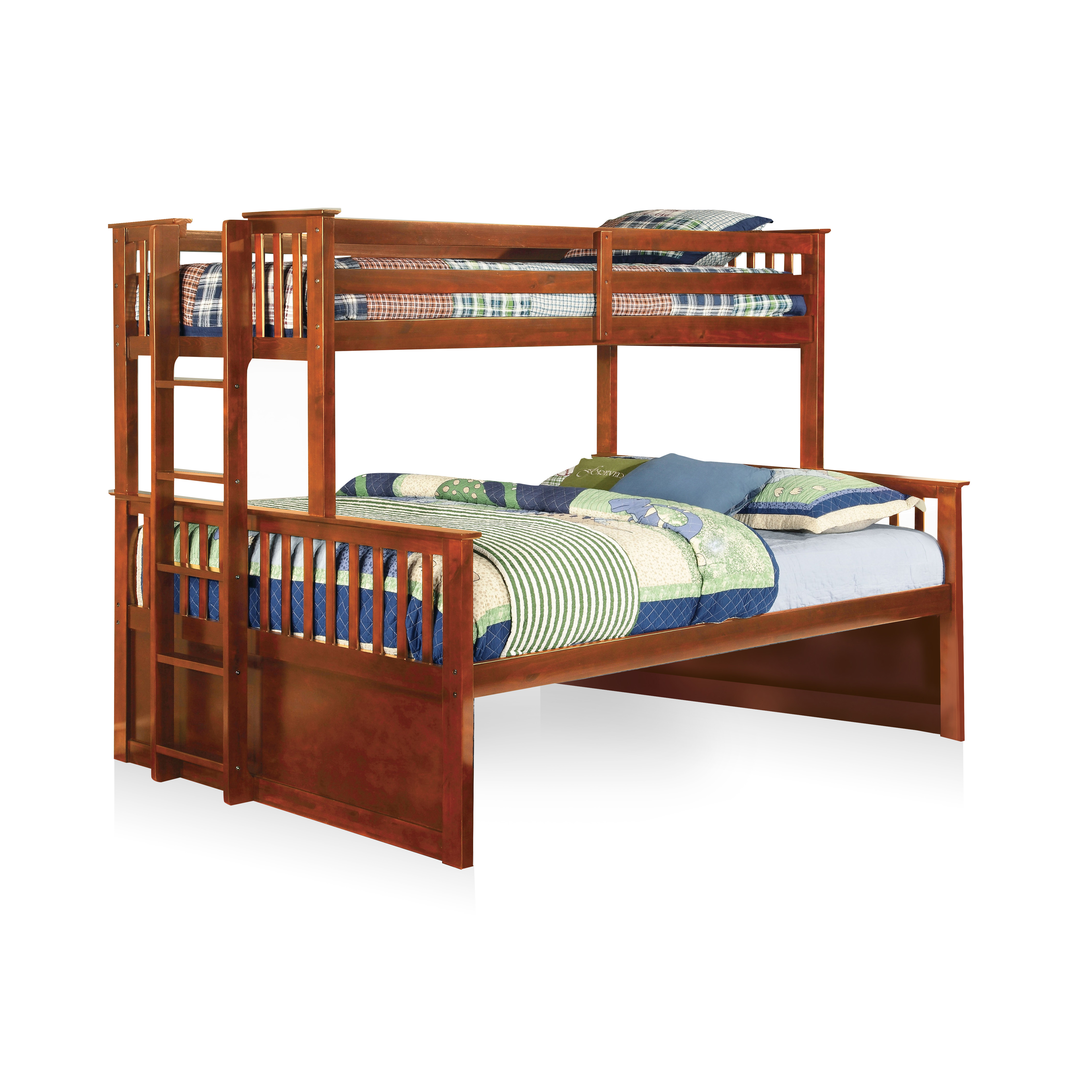 Confidence White Wood Bunk Beds For Kids Amazing Unique