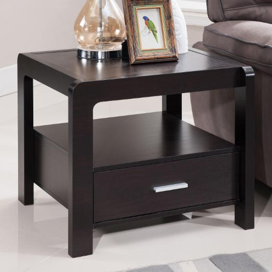 Furniture of America Modern End Table