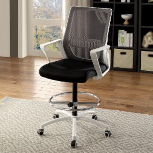 Furniture of America Belardo Contemporary Style Mesh Back Office Chair