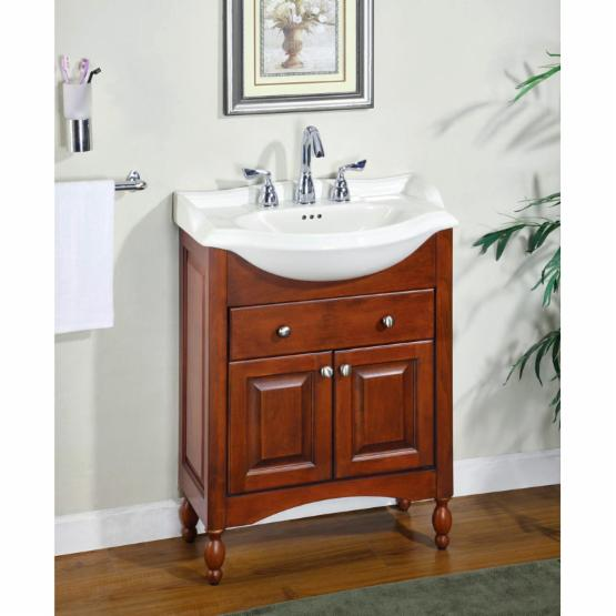 Empire Industries Windsor Single Bathroom Vanity - 26W inches