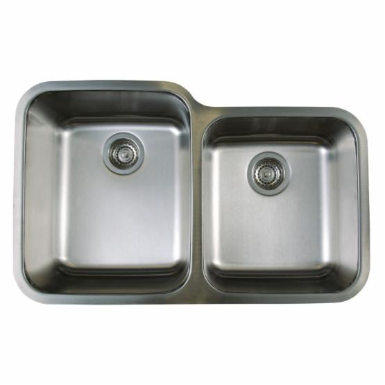 Blanco Stellar 1 and 1/2 Bowl Kitchen Sink - Do Not Use