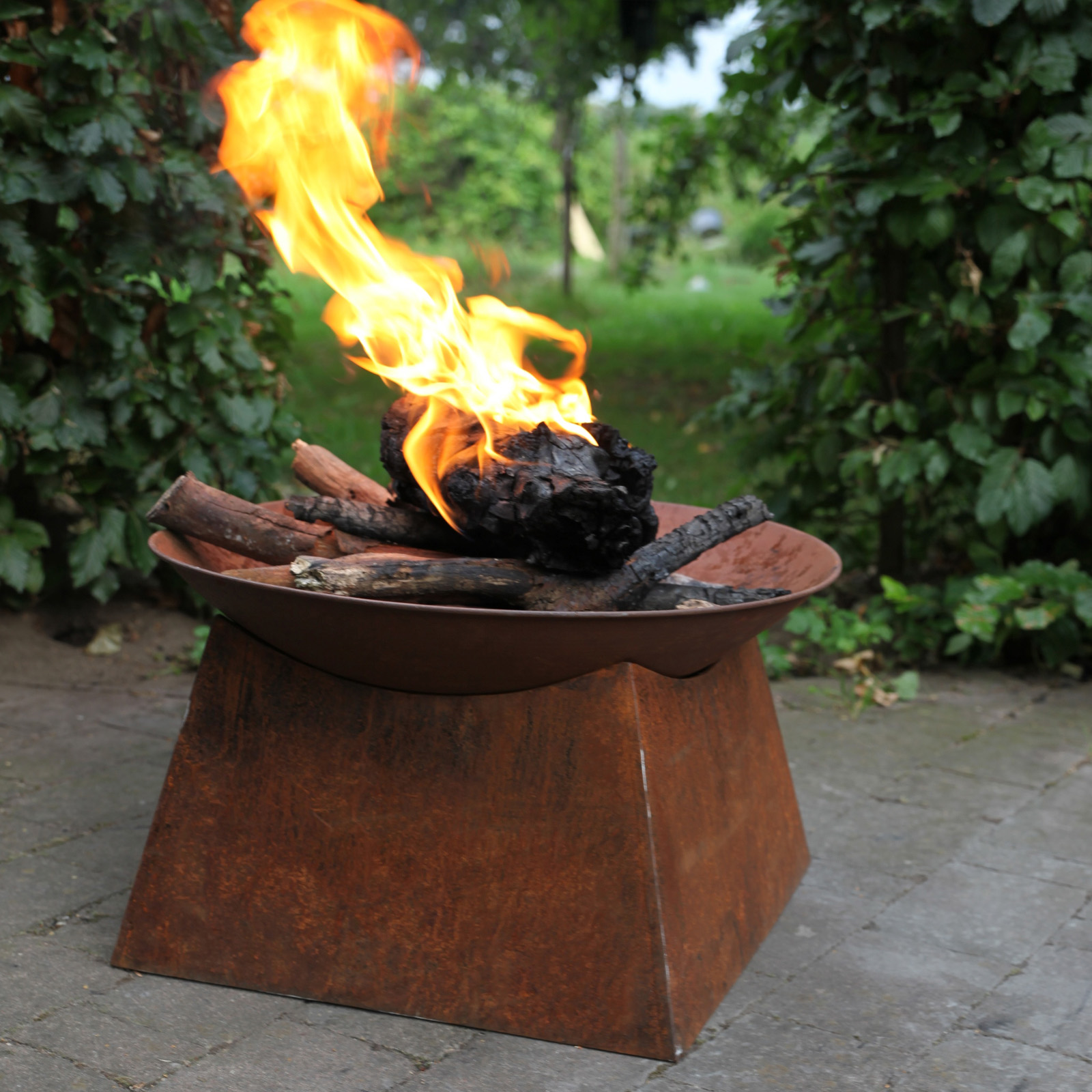 Esschert Design Wood Burning Fire Bowl Fire Pits at Hayneedle