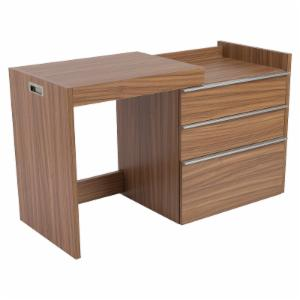 Euro Style Dew Convertible Desk