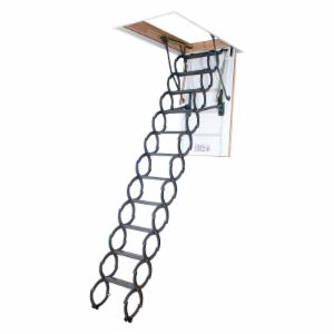 Fakro 9.6 ft. Insulated Steel Attic Ladder