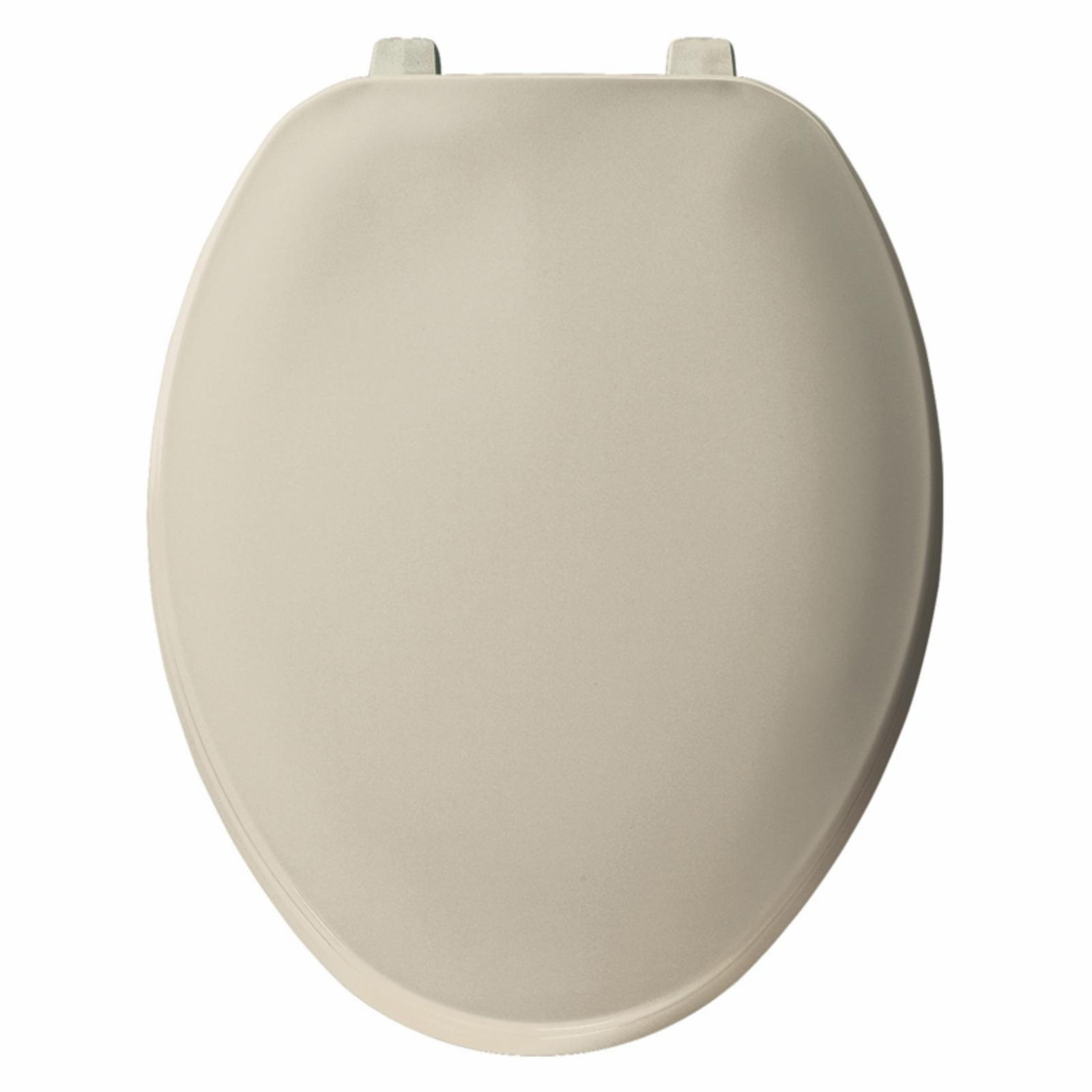 Bemis B170006 Elongated Closed Front Whisper Close Toilet...