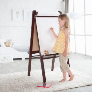 Classic Playtime Junior Easel - Espresso