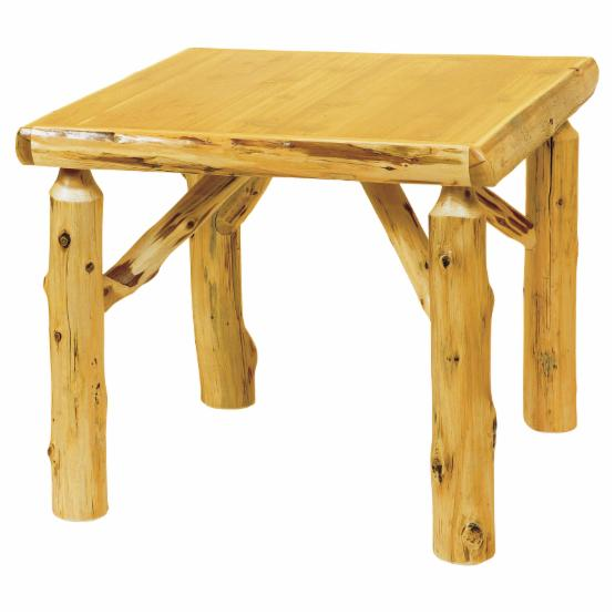 Fireside Lodge Furniture 42 in. Game Table Do Not Use