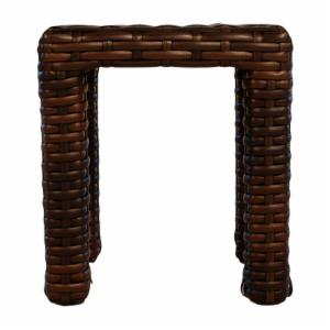 Lloyd Flanders Contempo End Table
