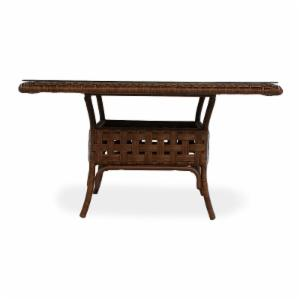 Lloyd Flanders Haven All-Weather Wicker Conversation Table