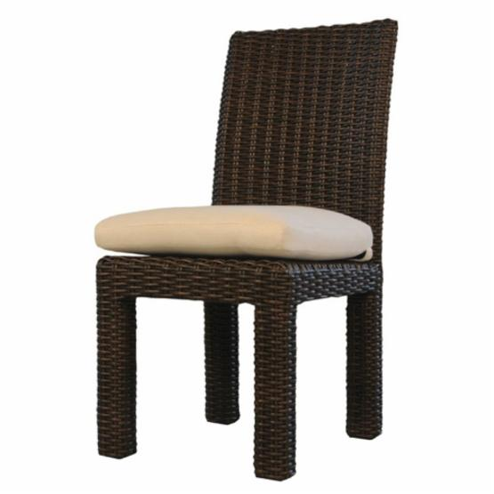 Lloyd Flanders Mesa All-Weather Wicker Patio Dining Chair