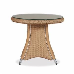 Lloyd Flanders Generations 24 in. Round End Table