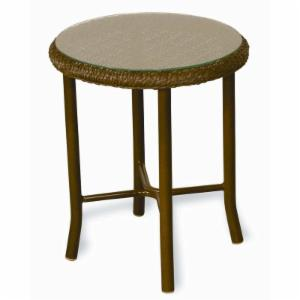 Lloyd Flanders Weekend Retreat Patio End Table