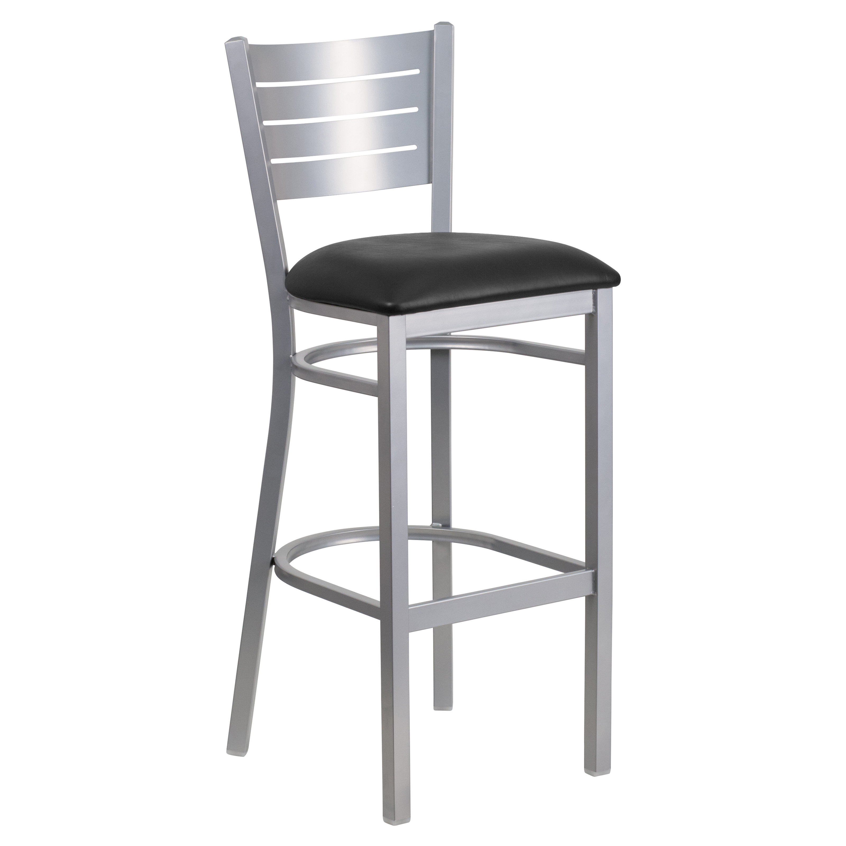 Flash Furniture 31 in. Hercules Vertical Slat Back Wood Seat Restaurant Bar Stool | Hayneedle  sc 1 st  Hayneedle : bar stool office chair - islam-shia.org