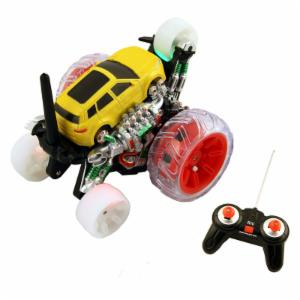 Flipo Remote Control Spinning Stunt Truck
