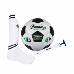 Franklin Sports Complete Soccer Set with Pump