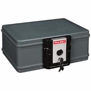 First Alert 2011F Fireproof Security and Media Safe
