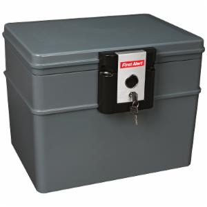 First Alert 2037F Water and Fireproof File Cabinet