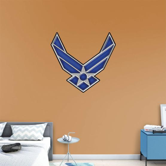 Fathead USAF United States Air Force Symbol Wall Decal