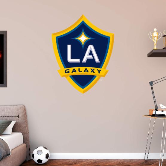 Fathead MLS Los Angeles Galaxy Logo Wall Decal