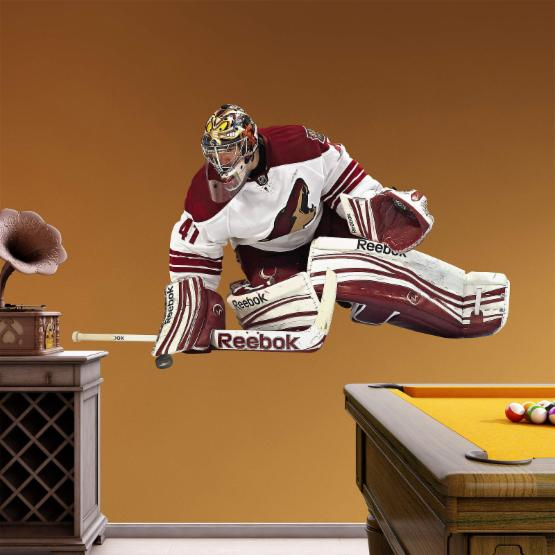 Fathead NHL Phoenix Coyotes Mike Smith Wall Decal