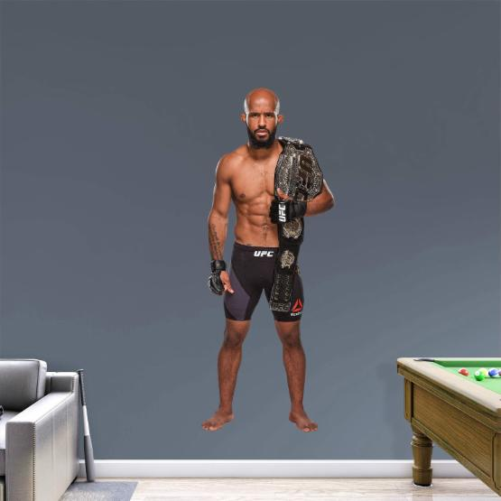 Fathead UFC Demetrious Johnson Mighty Mouse Wall Decal