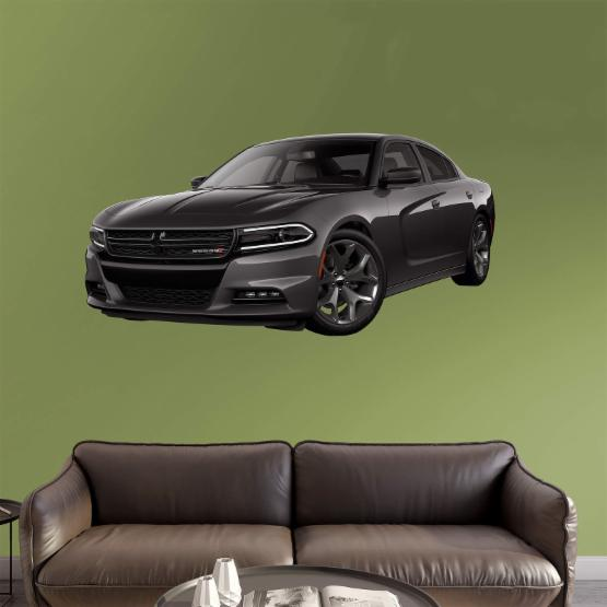 Fathead 2015 Dodge Charger SXT Wall Decal