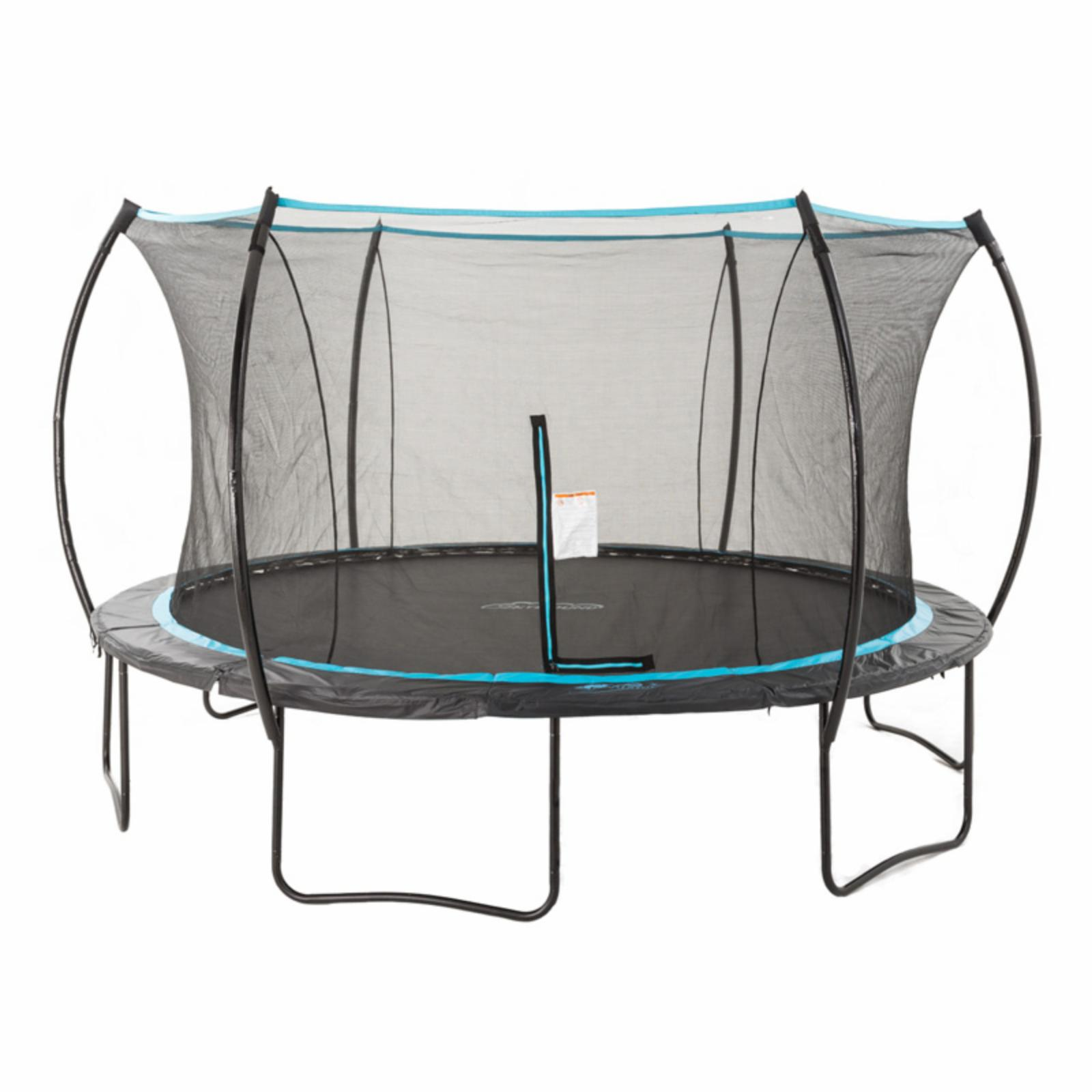 SkyBound Cirrus 14 ft. Trampoline with Full Enclosure Net System - SB-T14CIR01