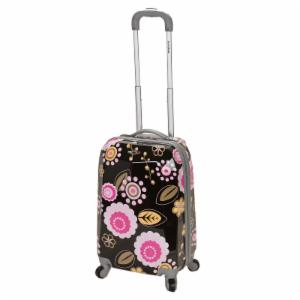 Rockland Luggage 20 in. Polycarbonate Carry On Luggage - Pucci