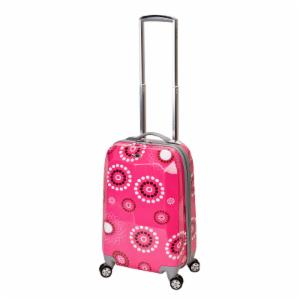 Rockland Luggage F151 20 in. Polycarbonate Carry On Luggage