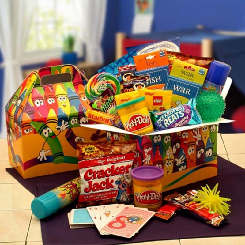 Kids Just Wanna Have Fun Care Package - 819452