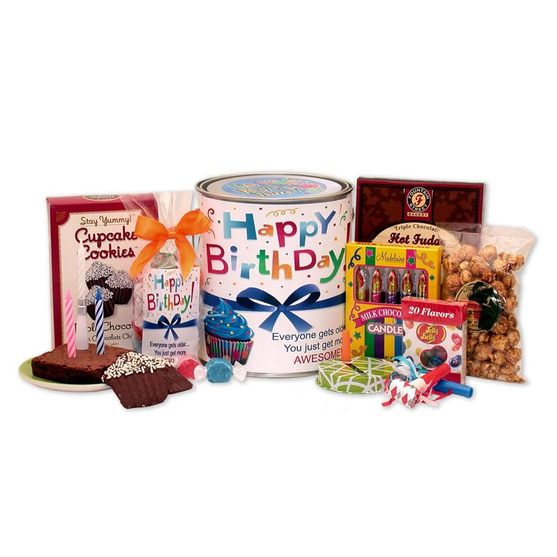 Gift Basket Drop Shipping Have a Happy Birthday Gift Pail...