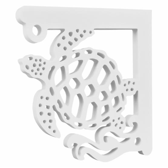Good Directions Sea Turtle Architectural Corner Bracket