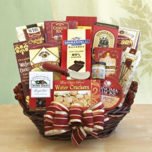 Party of Gourmet Gift Basket