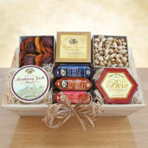Farmstead Gourmet & Cheese Gift Crate