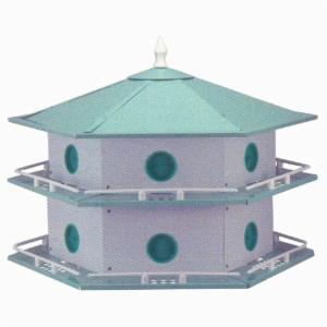 Aluminum Purple Martin House