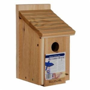 Wood Link Bluebird House