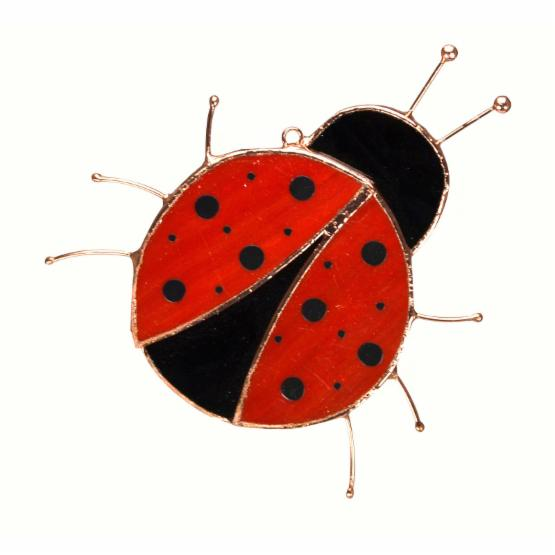 Gift Essentials Lady Bug Suncatcher