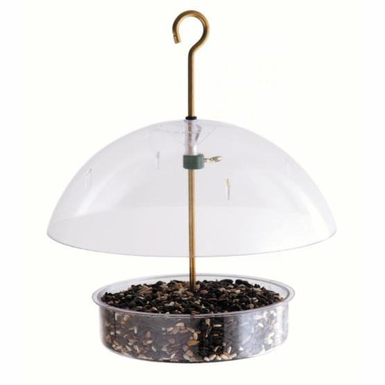 Droll Yankees Seed Saver Domed Feeder