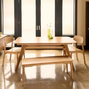 Greenington Currant Extendable Rectangle Dining Table