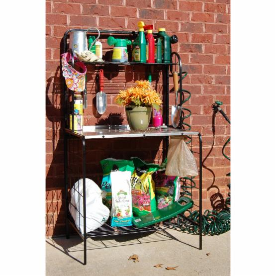Griffith Creek Designs Potters Potting Bench